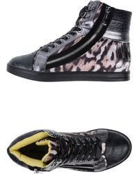 Just Cavalli High-Tops & Trainers - Lyst