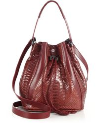 fake nano - 38+ Women's Khirma Eliazov Shoulder Bags - Browse & Shop | Lyst