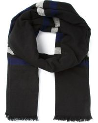 Isabel Marant Striped Scarf - Lyst