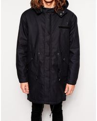 Cheap Monday Parka - Lyst