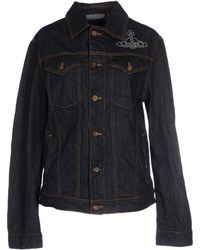 Vivienne Westwood Anglomania | Denim Outerwear | Lyst