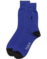 Thomas Pink - Fox Socks - Lyst