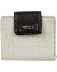 Kenneth Cole Reaction Must Haves Tab Key Ring Wallet white - Lyst