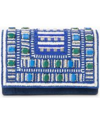 Violeta by Mango | Bead Bag | Lyst