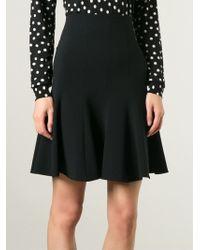Dolce & Gabbana A-Line Skirt - Lyst