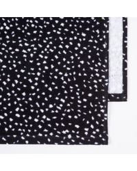 Paul Smith | Black And White Spotted Towel | Lyst