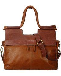 Sessun - Leather Bag 9evasio - Lyst