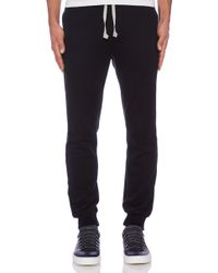 Wings + Horns Double Brushed Fleece Sweatpant - Lyst