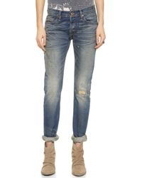 Nsf Clothing Blue Owen Jeans  - Lyst