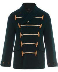Burberry Prorsum - Toggle Cashmere-Wool Duffle Coat - Lyst