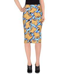 Calla - Knee Length Skirt - Lyst