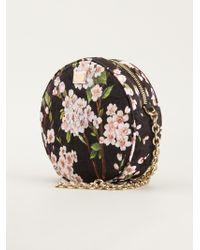 Dolce & Gabbana Floral Jacquard Shoulder Bag - Lyst