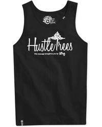 LRG Big and Tall Cc Hustle Trees Tank - Lyst