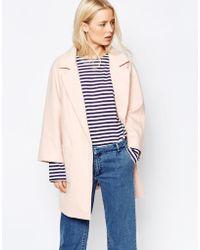 Shop Women&39s Ganni Coats from $96 | Lyst