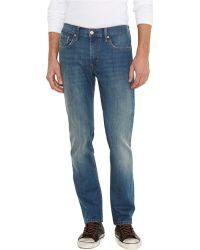 Levi's Pumped Up Slim Leg Jeans - Lyst