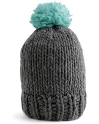 Wool And The Gang Zion Lion Contrast Pom - Lyst