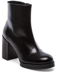 Cheap Monday Layer Ankle Boot - Lyst