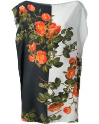 The Textile Rebels Floral Print Tunic Top - Lyst