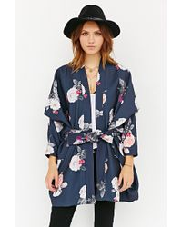Cameo - Empire Kimono - Lyst