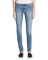 Joe's Jeans High-Rise Skinny Jeans - Lyst