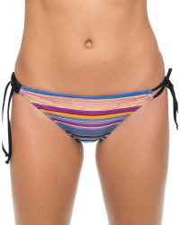 Oakley | Tunnel Tie Swim Bottoms | Lyst