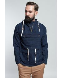 Vanishing Elephant Hooded Anorak - Lyst