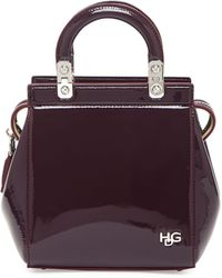 Givenchy Hdg Mini Tophandle Crossbody Bag - Lyst