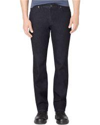 Calvin Klein Slim Fit Jeans blue - Lyst