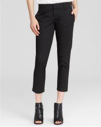 Kut From The Kloth - Relaxed Crop Trousers - Lyst