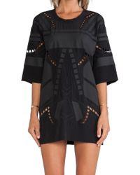 Iro Tala Mini Dress - Lyst