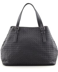 Bottega Veneta Large Double-strap A-shape Tote Bag - Lyst