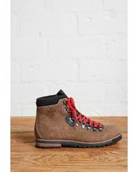 Forever 21 - Woolrich Mens Packer Hiking Boots - Lyst