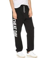 Private Party - Cheat Day Sweatpants - Lyst