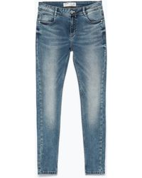 Zara Jeans - Lyst