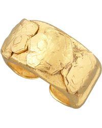 Jose & Maria Barrera - Gold Nugget Cuff - Lyst