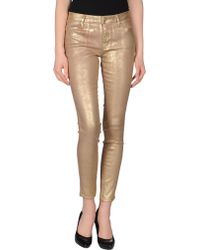 Guess Casual Trouser - Lyst