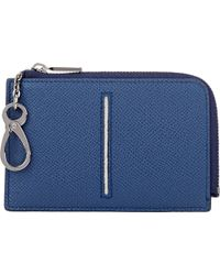 Tod's - Zip Card Case - Lyst