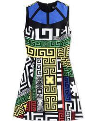 Versace | Short Dress | Lyst