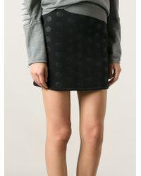 Sonia By Sonia Rykiel Polka Dot Skirt - Lyst
