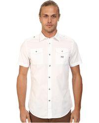 Diesel S-Koir-Short Shirt - Lyst