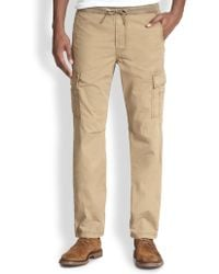 7 For All Mankind Weekend Cargos - Lyst