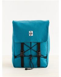 Chums - Sweat Knapsack Backpack - Lyst