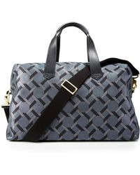 Paul Smith Belvoir Tiles Nylon Weekender - Lyst