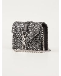 Saint Laurent Monogramme Candy Shoulder Bag - Lyst