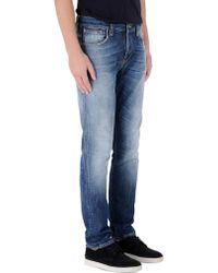 Nudie Jeans Denim Pants blue - Lyst