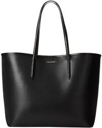 Lacoste Chantaco Medium Shopping Bag - Lyst