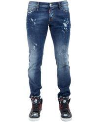 DSquared² Slim Fit Jeans - Lyst