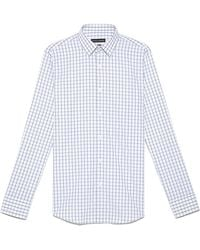 Vince Camuto Modern Fit Dress Shirt - Lyst