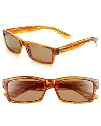 Converse - 'the Close Talker' 55mm Sunglasses - Lyst
