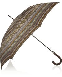 Missoni Ivan Printed Automatic Umbrella - Lyst